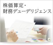株価算定・財務デューデリジェンス